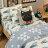 Blue cat 藍貓【床包藍貓】 加大/Kingsiz賣場   舒適磨毛布 台灣製造 1