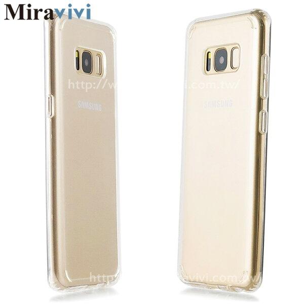 MiraviviSamsungGalaxyS8S8+透明雙料保護套