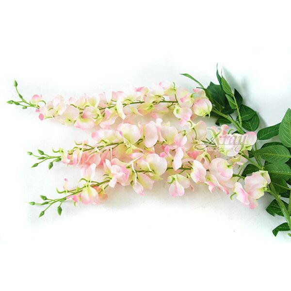 X射線【Y100034】紫藤,春節過年人造花花材裝飾假花插花