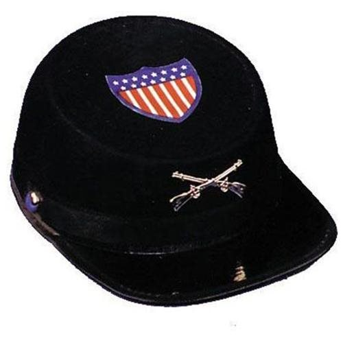 Economy Civil War Cap (Blue;Medium) 0