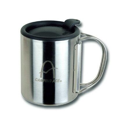 【鄉野情戶外用品店】 野樂 |台灣| 雙層保溫登山杯/304不鏽鋼杯 雙層杯 隔熱杯 斷熱杯 不銹鋼杯 茶杯 咖啡杯/ARC-156-8