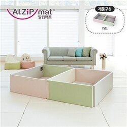 韓國【Alzipmat】粉色遊戲城堡 (GC044G)(208 x 148 x 40cm)(需搭配遊戲地墊G)