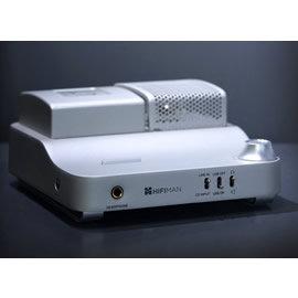 志達電子 EF100 Hi-FiMan EF-100 USB DAC 真空管綜合擴大機 公司貨 耳機/喇叭雙輸出 FireBOY 可參考