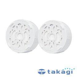 【takagi】淨水Shower蓮蓬頭除氯濾芯組