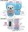 【大成婦嬰】小牛津 帽T熊故事機+防摔衣 (A101089) 加贈拼圖1盒或防摔衣1件 1