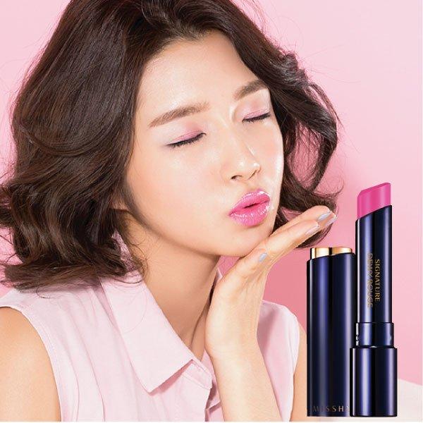 韓國MISSHA經典持色水感胭脂唇膏3.4g多色可選【櫻桃飾品】【22716】