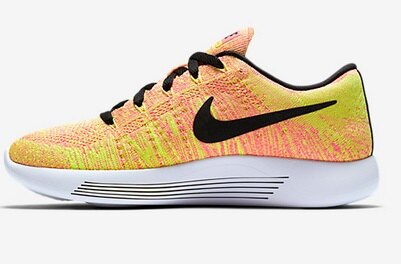 Nike LunarEpic Low Flyknit 飛線跑步鞋 女鞋
