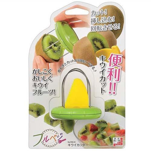 【百倉日本舖】日本製 奇異果切割器