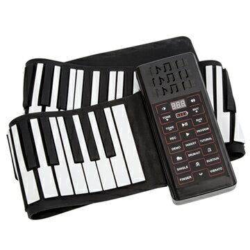 MEEKEE SHOP:meekee攜帶型88鍵高音質手捲電子琴(IP88)