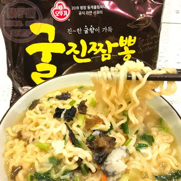 韓國不倒翁 牡蠣炒碼麵 泡麵 (單包) [KR441]