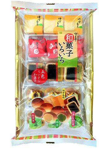 津山屋 綜合和果子 250g