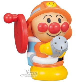 X射線【C791413】麵包超人消防員噴水玩具,公仔/桌面裝飾