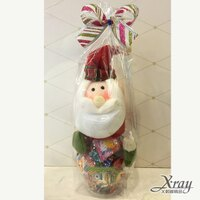 送小孩聖誕禮物推薦聖誕禮物卡通娃娃到X射線【X715198】聖誕老公公糖果罐組(罐子+糖果+包裝),玩偶糖果罐/聖誕節/交換禮物/聖誕小禮物/收納罐就在X射線 精緻禮品推薦送小孩聖誕禮物