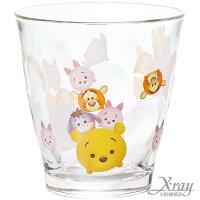 小熊維尼周邊商品推薦X射線【C065599】玻璃杯-小熊維尼,開學必備/萬用罐/迪士尼
