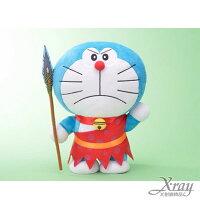小叮噹週邊商品推薦X射線【C011775】哆啦A夢Doraemon 40cm 絨毛娃娃景品,絨毛/填充玩偶/玩具/公仔/抱枕/靠枕/娃娃