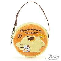 布丁狗周邊商品推薦到X射線【C220004】布丁狗化妝包-鬆餅,萬用包/手提包/包包