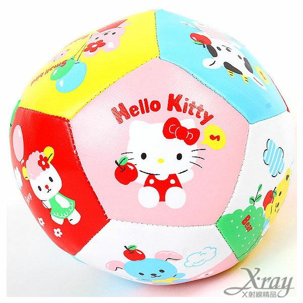 X射線【C293515】Hello Kitty 小皮球玩具,玩偶/紓壓小物