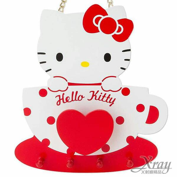 X射線【C725771】Hello Kitty 造型鑰匙掛勾,鑰匙包/收納包/鑰匙夾