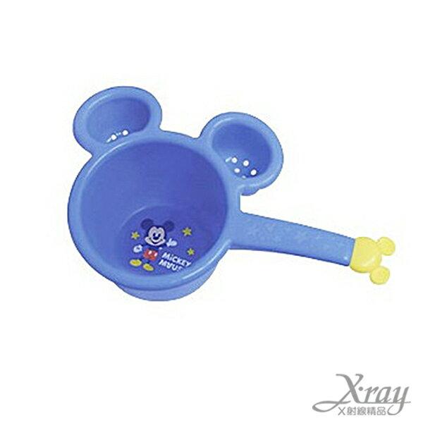 X射線【C350111】米奇造型水勺,迷你垃圾桶/桌上型垃圾桶/衛浴用品/浴室