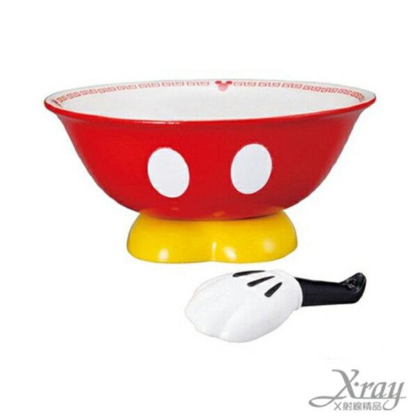 X射線~C228899~米奇陶瓷拉麵碗組,湯碗 飯碗 餐具 陶瓷杯 玻璃碗 開學