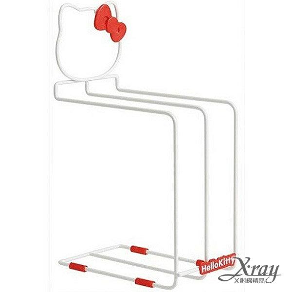 X射線【C299896】HelloKitty毛巾架,廚房廚具架/瀝水架/廚房雜貨