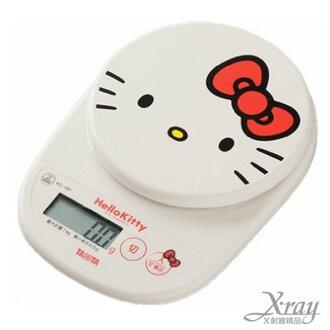 X射線【C713383】Hello Kitty 廚房用電子秤,手作甜點/居家雜貨