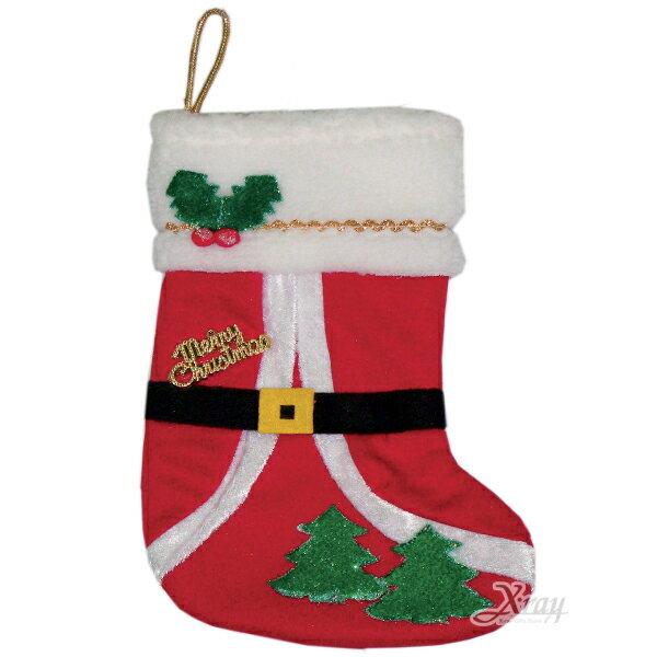 X射線【X383212】聖誕老公造型襪,聖誕衣/聖誕帽/聖誕襪/聖誕禮物袋/聖誕裝