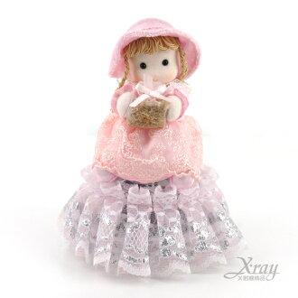 X射線【Y407095】7愛麗絲旋轉音樂娃娃(預購),音樂鈴/療傷系/絨毛娃娃/婚禮小物/情人節