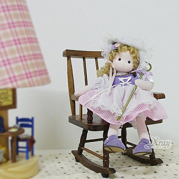 X射線【Y407102】小莉音樂娃娃,音樂鈴/療傷系/絨毛娃娃/婚禮小物/情人節