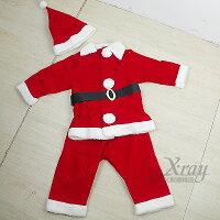 送小孩聖誕禮物到X射線【X603006】丹麥小孩老公公衣(8-12歲適穿),聖誕老人裝/聖誕節/聖誕帽/聖誕衣/聖誕裝扮