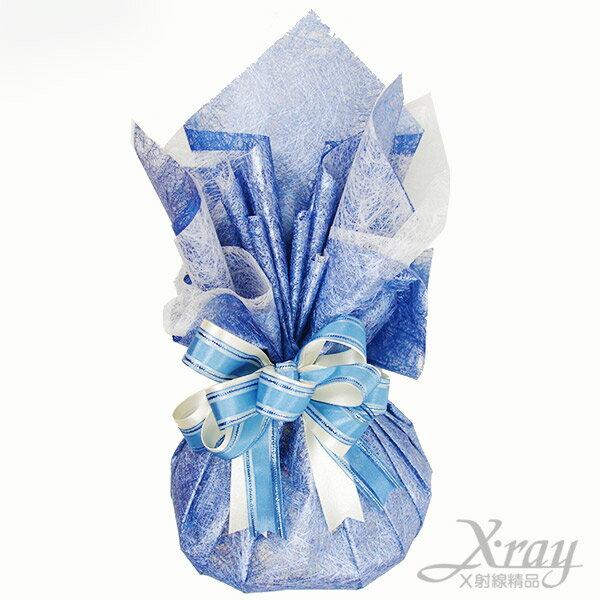 X射線【Y999947】L.O.V.E告白金莎禮盒(神秘藍),情人節金莎花束/情人節禮物/婚禮小物