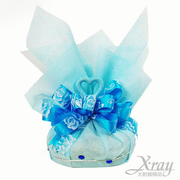 X射線【Y999950】L.O.V.E告白金莎禮盒(清澈藍),情人節金莎花束/情人節禮物/婚禮小物