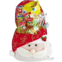 母親節大餐推薦到X射線【X2961471】老公雪人糖果袋糖果組(老公公),聖誕襪/聖誕節禮物/禮物袋/聖誕糖果/聖誕大餐就在X射線 精緻禮品推薦母親節大餐