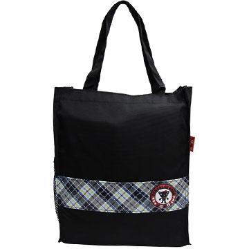 <br/><br/>  X射線【Cb1318C】UnMe多功能手提便當袋萬用提袋(藍格)台灣製造,學必備/護脊書包/書包/後背包/背包/便當盒袋/書包雨衣/補習袋/輕量書包/拉桿書包<br/><br/>