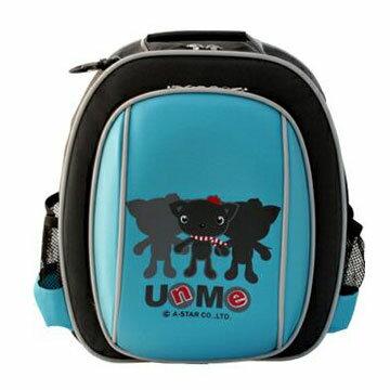 X射線【Cb3052】UnMe多功能後背書包(粉藍)台灣製造,開學必備/護脊書包/書包/後背包/背包/便當盒袋/書包雨衣/補習袋/輕量書包/拉桿書包