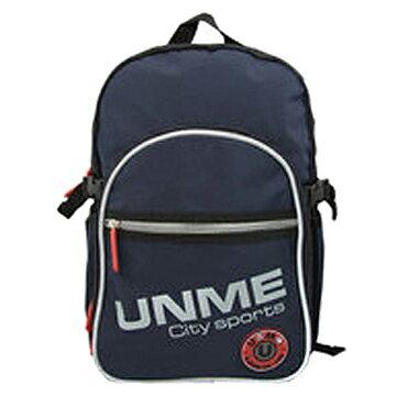 X射線【Cb3086】UnMe超大容量休閒背包(藍)台灣製造,開學必備/護脊書包/書包/後背包/背包/便當盒袋/書包雨衣/補習袋/輕量書包/拉桿書包