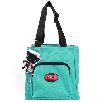 X射線【Cg3112】UnMe多功能手提便當袋萬用提袋(藍綠)台灣製造,開學必備/護脊書包/書包/後背包/背包/便當盒袋/書包雨衣/補習袋/輕量書包/拉桿書包