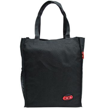 X射線【Ck1318】UnMe多功能手提便當袋萬用提袋(黑)台灣製造,開學必備/兒童書包/雙肩包/手提包
