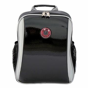 X射線【Ck3037】UnMe多功能後背書包(鏡黑)台灣製造,開學必備/護脊書包/書包/後背包/背包/便當盒袋/書包雨衣/補習袋/輕量書包/拉桿書包