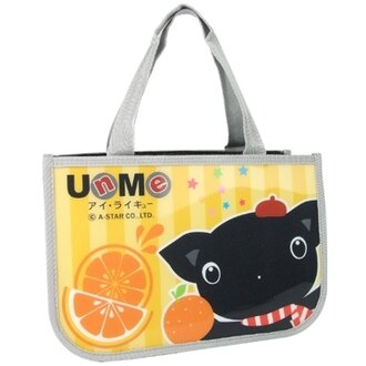 X射線【Co3113】UnMe多功能手提便當袋萬用提袋(橘)台灣製造,開學必備/兒童書包/雙肩包