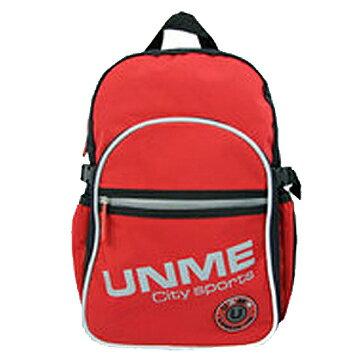 X射線【Cr3086】UnMe超大容量休閒背包(紅)台灣製造,開學必備/護脊書包/書包/後背包/背包/便當盒袋/書包雨衣/補習袋/輕量書包/拉桿書包