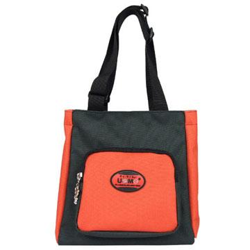 X射線【Crk3112】UnMe多功能手提便當袋萬用提袋(紅黑)台灣製造,開學必備/護脊書包/書包/後背包/背包/便當盒袋/書包雨衣/補習袋/輕量書包/拉桿書包