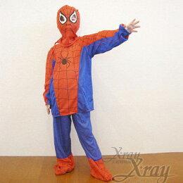 蜘蛛人 角色扮演 化妝舞會 兒童 萬聖節造型