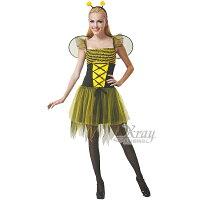 尾牙推薦商品到X射線【W380104】蜜蜂仙子,化妝舞會/角色扮演/尾牙表演/萬聖節/聖誕節/cosplay/變裝派對