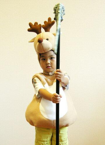 X射線【W390010】麋鹿蓬蓬裝(附頭套),萬聖節服裝/化妝舞會/派對道具/兒童變裝
