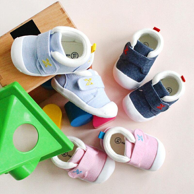 馬上出貨【FK-18205F】外銷日本可水洗素面寶寶鞋+襪子套組_Shoes Party 0