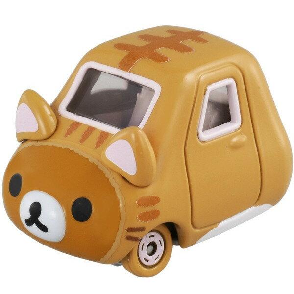 X射線【C856535】Tomica Dream Tm懶熊變裝版 ,玩具車/ 迴力車/模型/玩具/SAM-X/拉拉熊