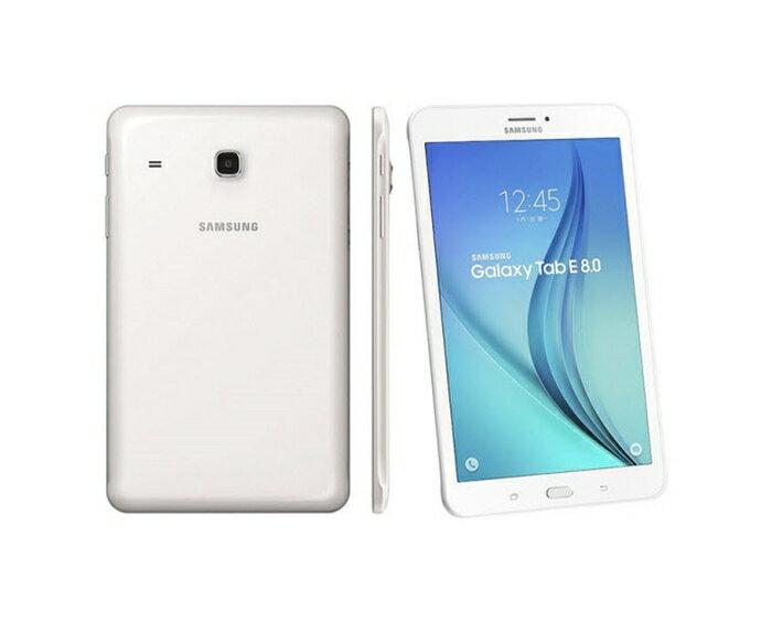 【贈平板支撐架】Samsung Tab E 8.0(LTE)  ★微弧度.玩美切邊★