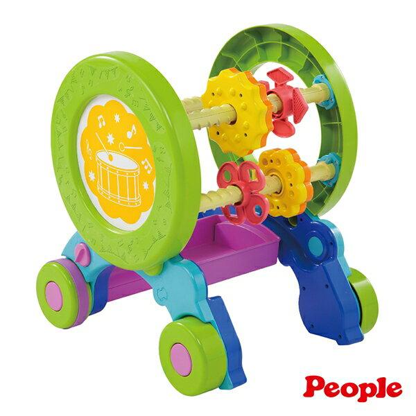 日本People-體能運動學步車(6個月-3歲)【六甲媽咪】