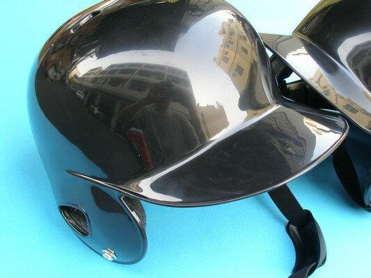 棒球打擊者安全頭盔 打擊帽 安全護帽(雙耳)MIT製/一個入{促700}